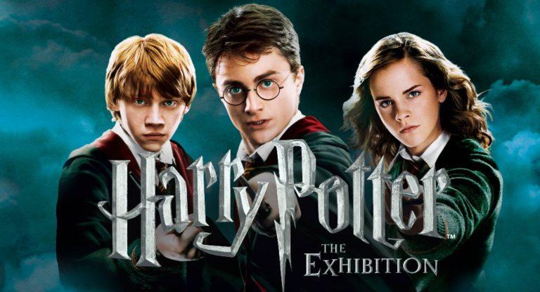 Mostra Harry Potter 2018 Milano