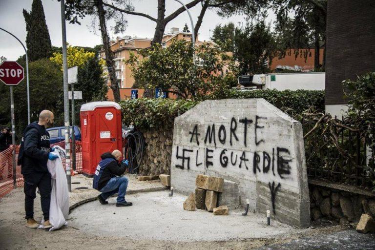 Lapide Moro.