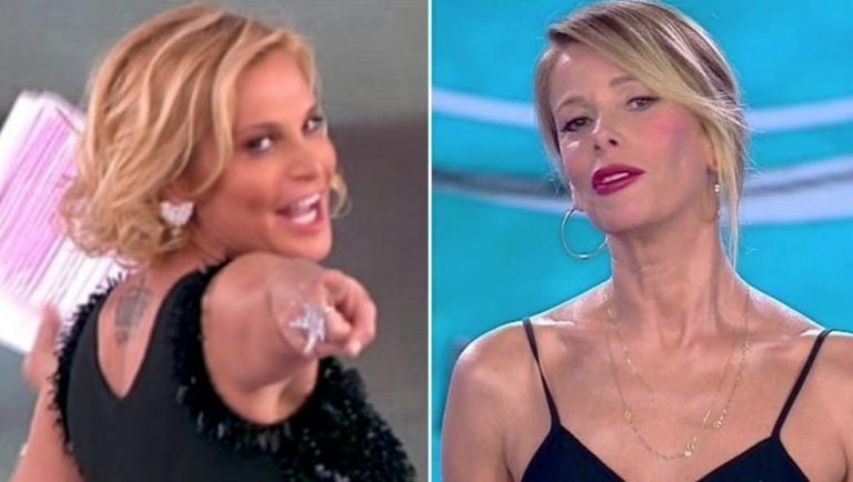Simona Ventura a Sanremo Young per la seconda puntata abito e look