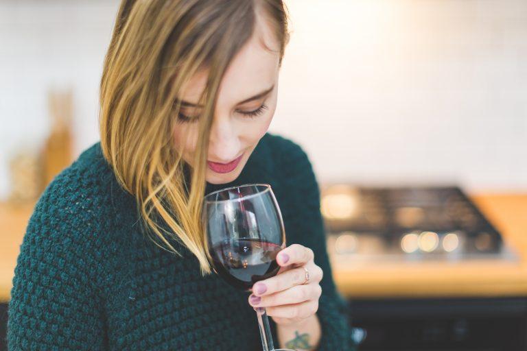 2 Bicchieri di Vino al giorno aiutano a smaltire le Tossine