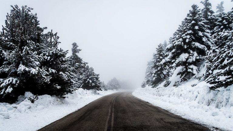 marciapiede ghiacciato