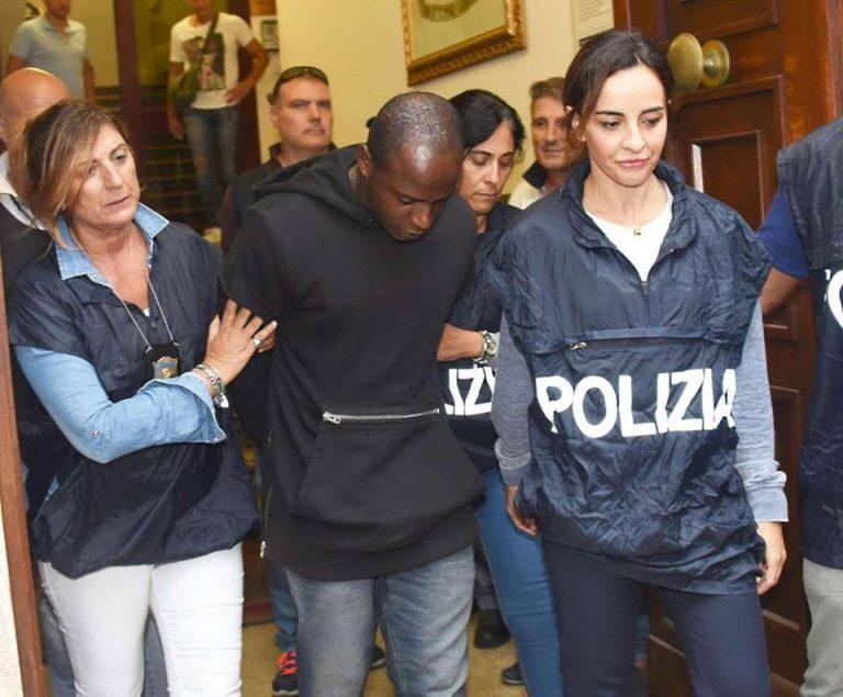 Pesaro, stupri di Rimini: a processo i tre complici minorennii di Butungu