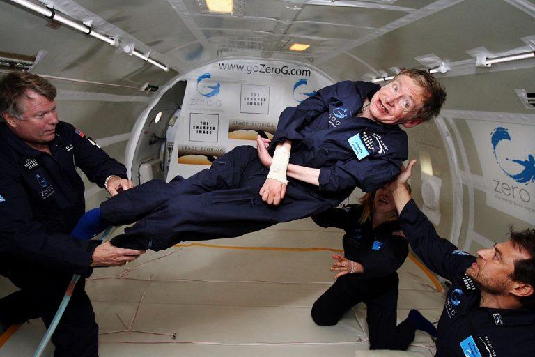 Premio Nobel a Stephen Hawking