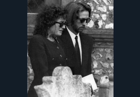 funerali Clapton