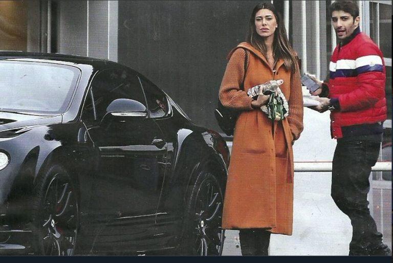 Andrea Iannone regala a Belen un'auto da 400.000 euro