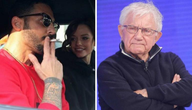 Fabrizio Corona, il nuovo tatuaggio con il volto di Silvia Provvedi
