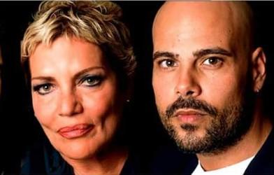Cristina Donadio e Marco D'Amore