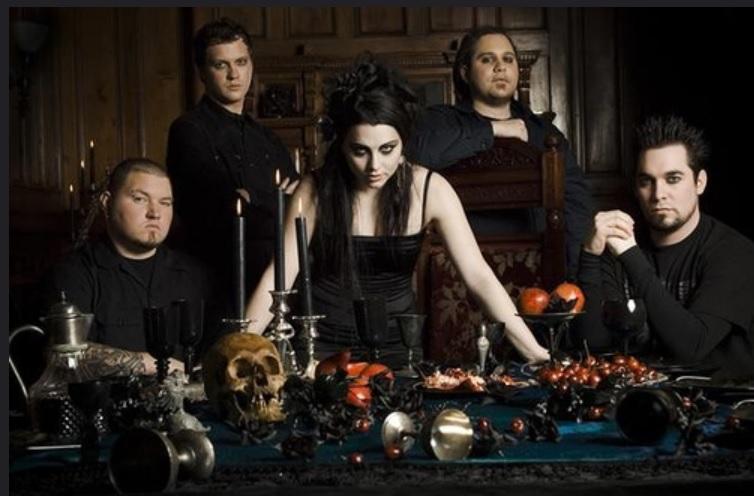 Evanescence in concerto a Milano: data e biglietti