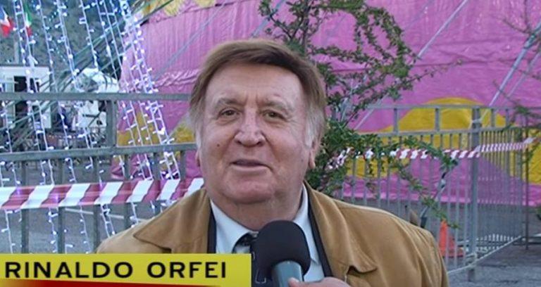 Morto Rinaldo Orfei, tra i fondatori del noto Circo