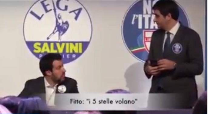 Salvini e Fitto