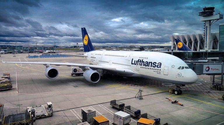 Lufthansa per la festa della donna