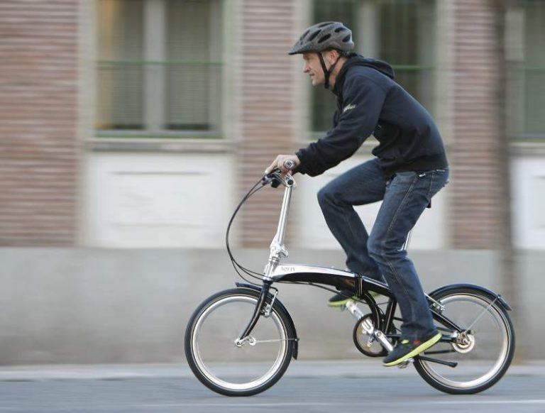 bici pieghevole