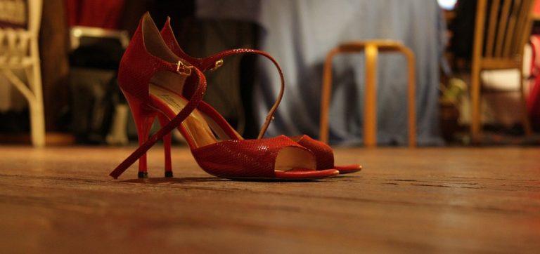 scarpe da ballo latino americano