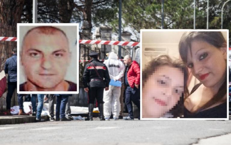 Imma uccisa davanti alla scuola trovato morto il marito for Scopa sul divano