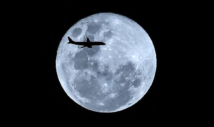 La Luna blu sarà visibile nei nostri cieli la notte di Pasqua
