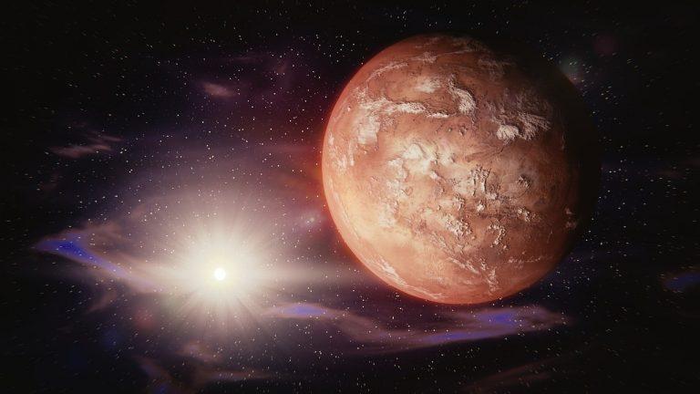 temperatura su Marte