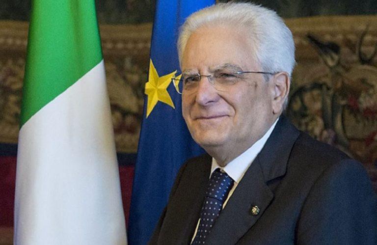 Mattarella riceve gli Alfieri della Repubblica: