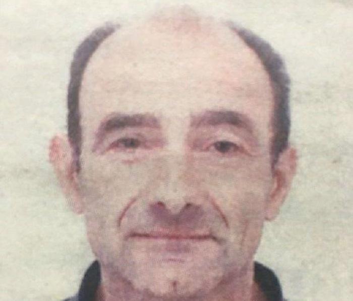 Omicidio Capirchio: il cadavere è stato trovato in due buste