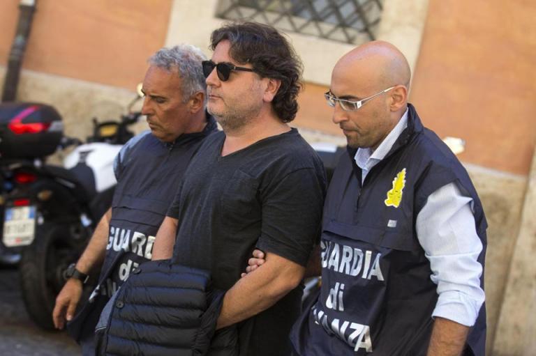 Corruzione in atti giudiziari: nuovo arresto per l'imprenditore Stefano Ricucci