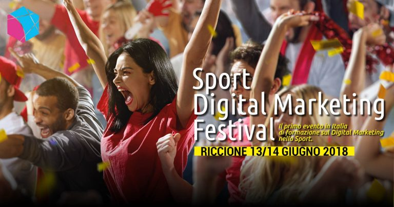 Sport Digital Marketing Festival 2018: tutti gli speaker