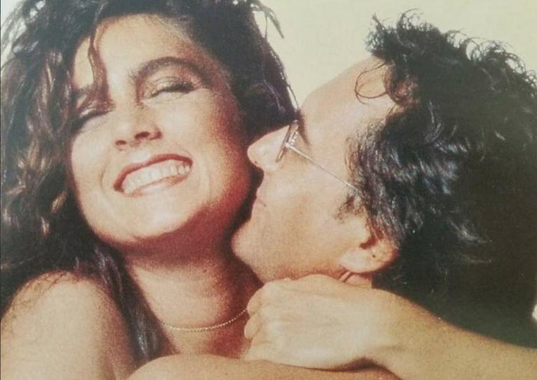 Romina sorridente in foto con Al Bano: i due finalmente felici?