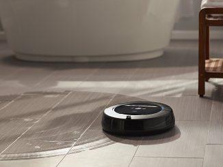 robot lavapavimenti