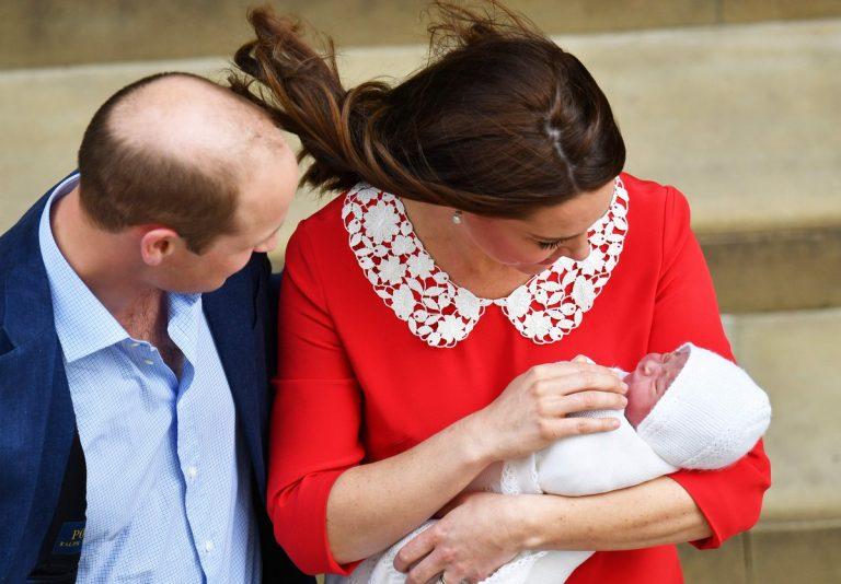 Kate Middleton allattamento