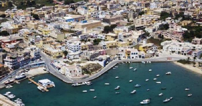 Lampedusa acqua contaminata
