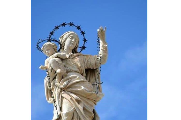 Madonna pompei miracolo