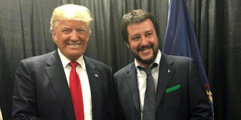 La sincerità di Salvini: