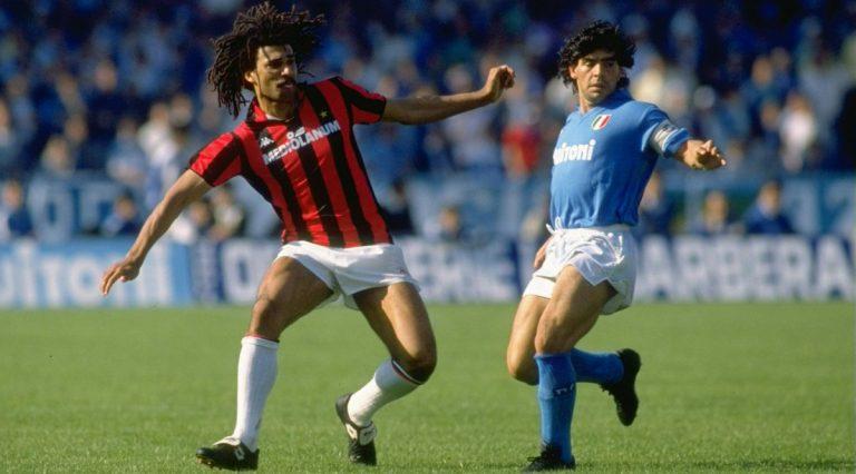 Napoli scudetto 1989