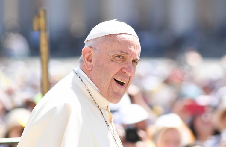 Papa Francesco nomadelfia