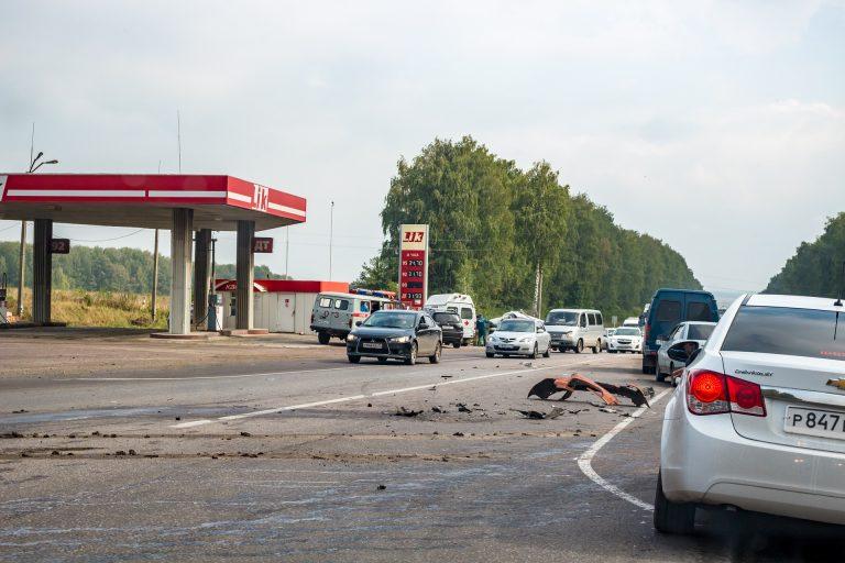 Un furgone travolge due anziani sull'Aurelia: morti entrambi