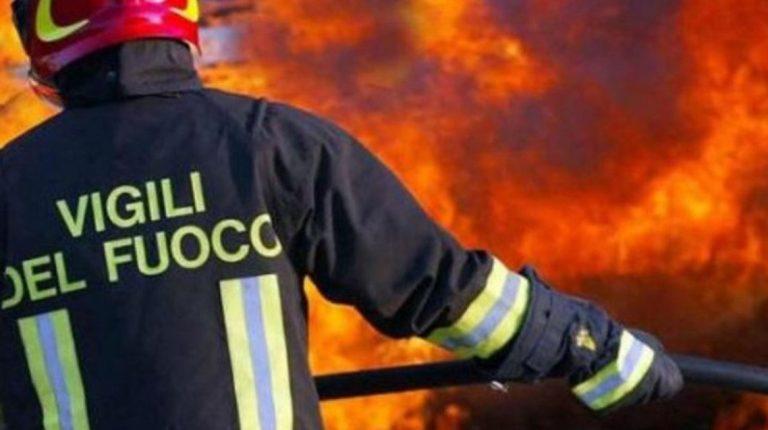 incendio san donato milanese