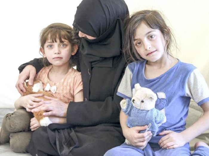 Siria, Opac:
