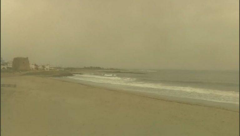 nubi sabbia