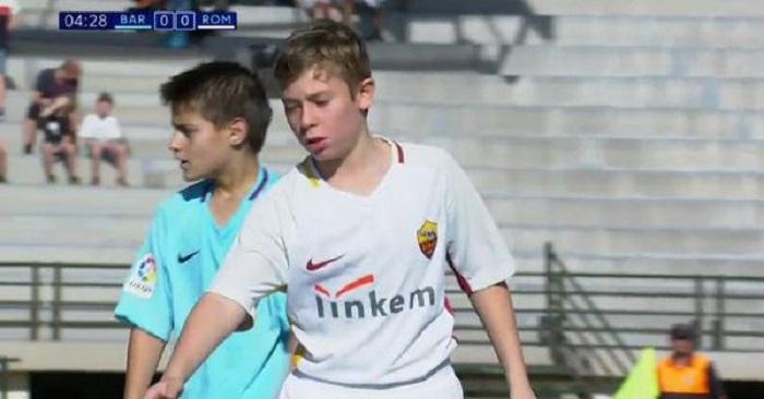 Cristian Totti squadra