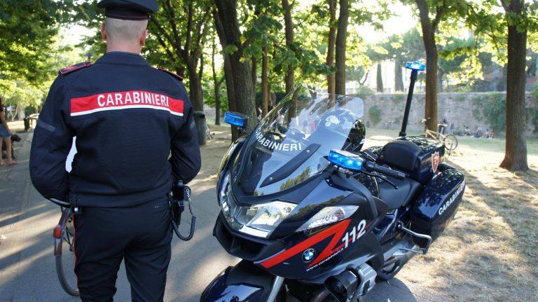 I carabinieri indagano sulla studentessa milanese