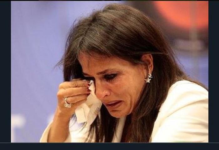 Aida Nizar accusata dagli altri conquilini
