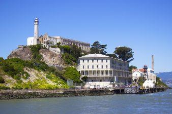 Alcatraz esterno