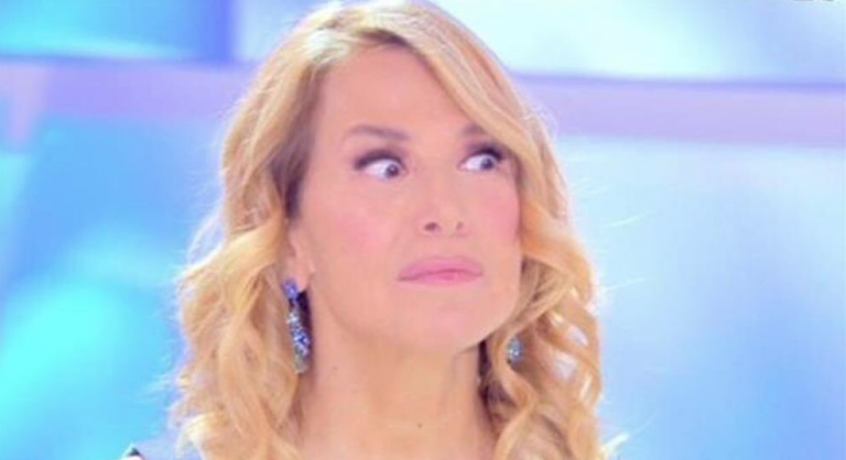 Barbara D'Urso scherzo