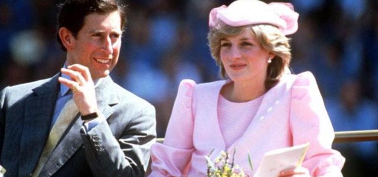 Carlo d'Inghilterra e Lady Diana