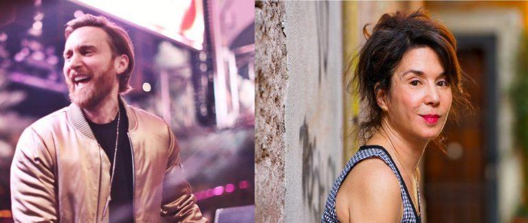 David e Nathalie Guetta