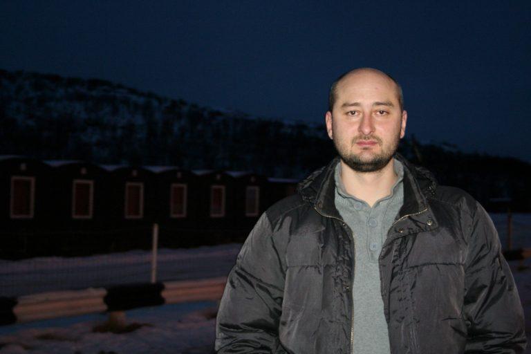 Babchenko giornalista russo