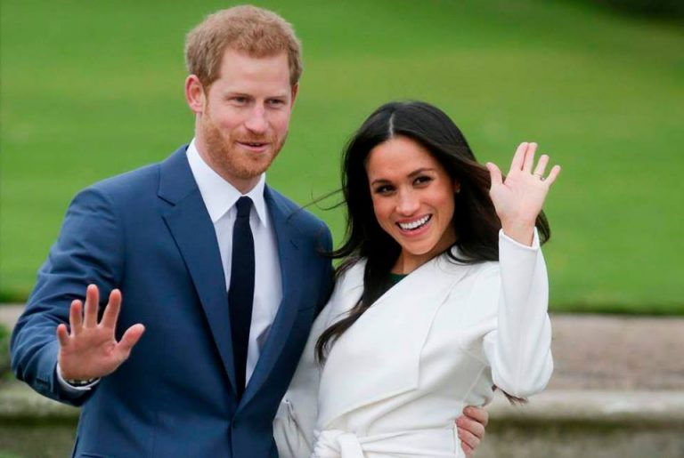 Meghan Markle e principe harry