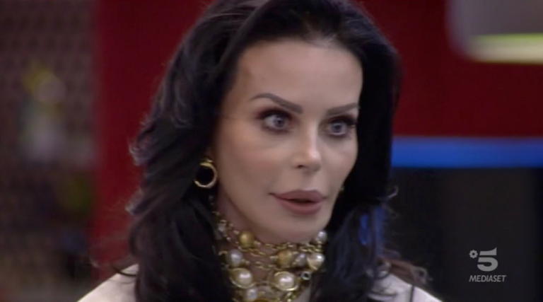 Nina Moric oggi