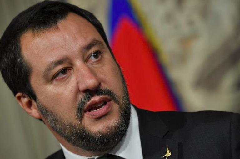 Salvini commenta la decisione di Mattarella