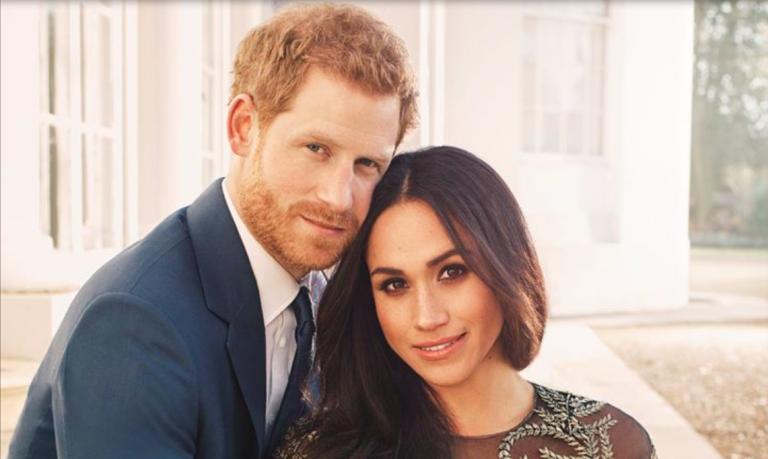 Harry e Meghan si sposeranno il 19 maggio
