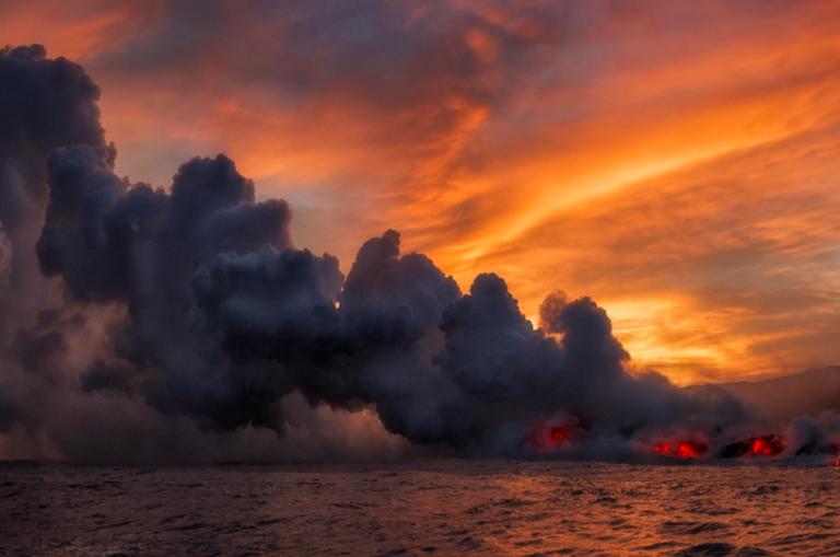 Continua senza sosta l'eruzione del Kilauea
