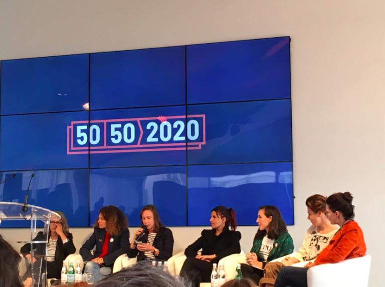 Al Festival di Cannes, storico incontro per la parità di genere